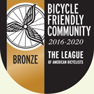 Bicycle Friendly Bronze Level